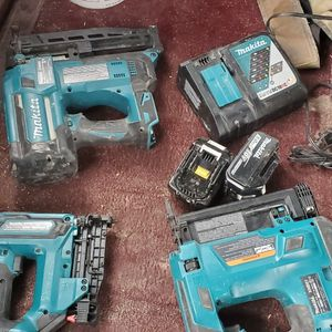 Makita 16 G 18G 23 G for Sale in Brooklyn, NY