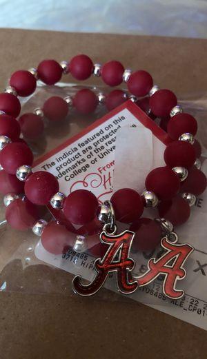 Alabama charm bracelets ROLLTIDE for Sale in Ashland City, TN