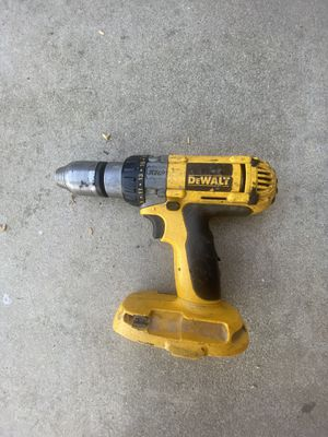 Dewalt impact and drill for Sale in Moreno Valley, CA