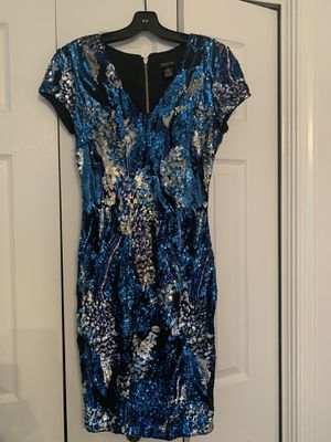 Blue Sequin Dress for Sale in Washington, DC