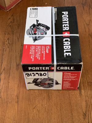 Porter cable circular saw for Sale in Chula Vista, CA