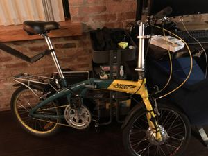 Citizen Gotham 1 - folding bike - single speed for Sale in Chicago, IL