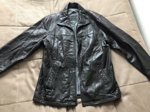 Roundtree & Yorke Leather Jacket for Sale in Philadelphia, PA
