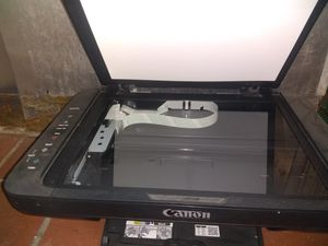 2 Cannon Pixima Printers over black one white for Sale in Gresham, OR