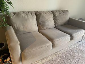 Beige Sofa for Sale in Fairfax, VA