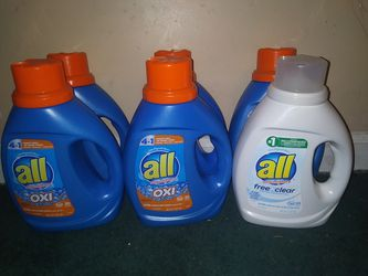 All Detergent Lot for Sale in Grandview,  IL