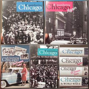 Remembering Chicago 4 discs DVD set for Sale in Chicago, IL