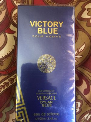 Mens Victory Blue Cologne for Sale in San Diego, CA