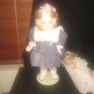 Beautiful Porcelain Doll for Sale in El Mirage, AZ