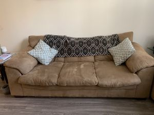 Couch & Loveseat Set for Sale in Rockville, MD