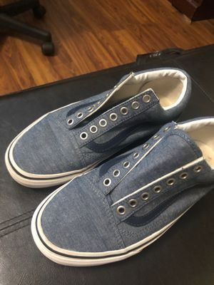 Vans 7y ( no laces) Good conditions , Negotiable for Sale in Lemoyne, PA