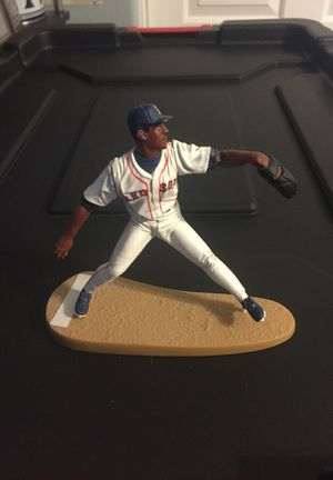 Hall-of-Famer Pedro Martinez Red Sox Action Figure for Sale in Queen Creek, AZ