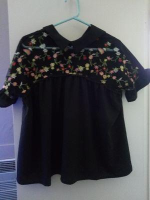 Sheer floral shirt for Sale in Roseville, CA