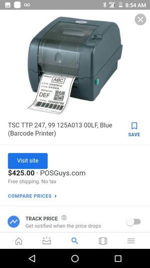 Barcode printer thermal for Sale in Costa Mesa, CA