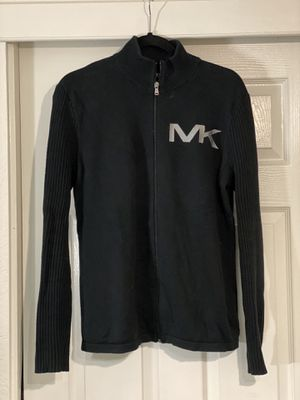Men's MK Michael Kors Zippered Sweater for Sale in Tracy, CA