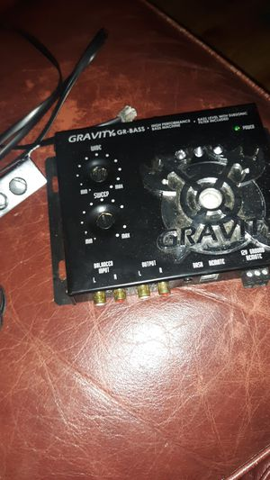 Gravity Gr-Bass for Sale in San Diego, CA