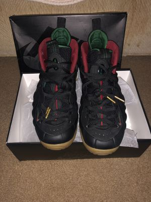 Gucci Foamposite size 9 for Sale in Kensington, MD