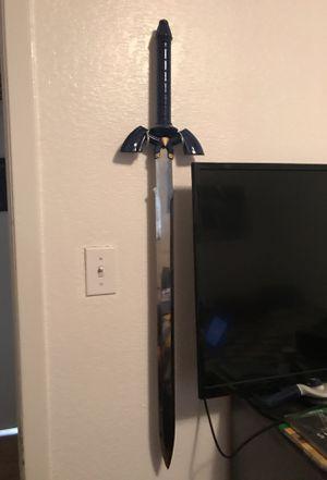 Legend of Zelda master sword replica for Sale in San Angelo, TX