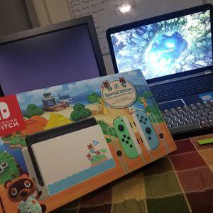 Nintendo Switch (Animal Crossing Ed) Brand NEW for Sale in Phoenix, AZ