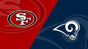 San Francisco 49ers Vs Los Angeles Rams Tickets for Sale in San Francisco, CA