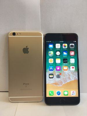iPhone 6s Plus 128gb Unlocked Excellent Condition $299 Each for Sale in Durham, NC