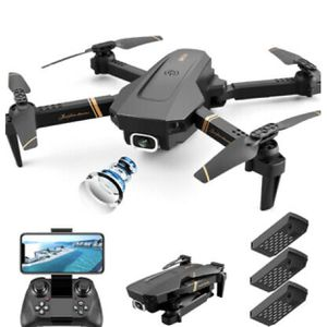 2020 NEW Rc Drone 4k HD Wide Angle Camera WiFi fpv Drone Dual Camera Quadcopter 🔥Christmas gift🔥3 Battery🔥backpack🔥1 Days Shipping for Sale in Ridgeville, IN