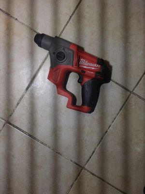 MILWAUKEE FUEL SDS PLUS ROTARY HAMMER for Sale in Silver Spring, MD