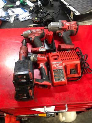 Milwaukee tool set for Sale in Silver Spring, MD