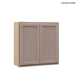 Hampton Bay 30x30x12 in. Kitchen Cabinet in Unfinished Beech for Sale in Dallas, TX