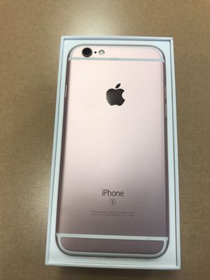 iPhone 6S 16GB AT&T, Cricket or Any AT&T prepaid for Sale in Diamond Bar, CA