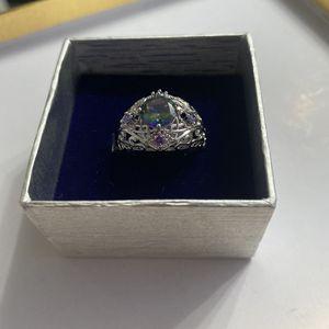 Fantasy silver ring for Sale in Salinas, CA
