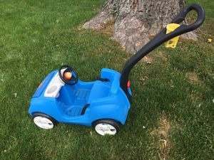 Little tikes push car Hilliard for Sale in Columbus, OH