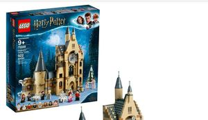 LEGO HARRY POTTER CLOCKTOWER for Sale in Sacramento, CA