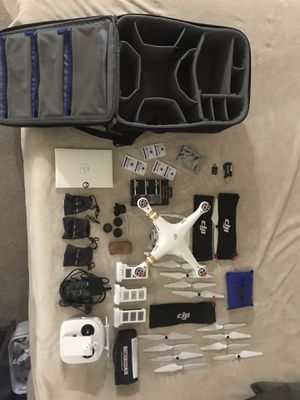 DJI Phantom 3 Pro with Gear for Sale in Washington, DC