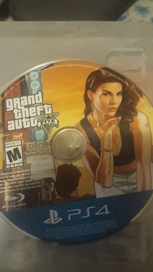 Grand theft auto 5 for Sale in Bakersfield, CA