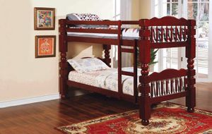 Full Bunk Beds with Trundle mattress for Sale in Berkeley, CA