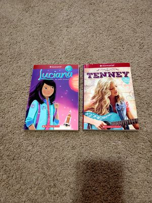 American girl books, I also have in another post full sets of Samantha, Kirsten, Josephina, Kit, Addy, Felicity and Molly for Sale in Spanaway, WA
