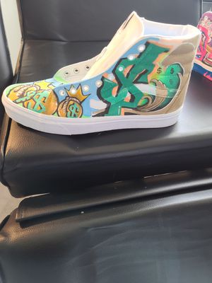 Custom shoes and ink for Sale in Lynnwood, WA