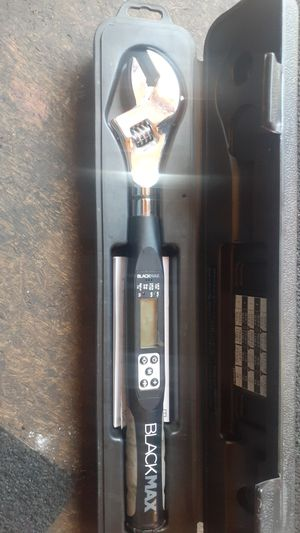 Black max torque wrench NIB for Sale in Phoenix, AZ