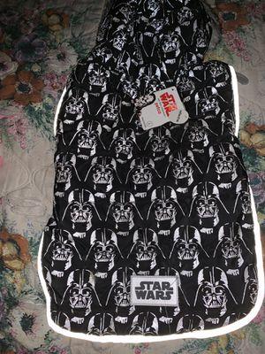 Size large darth Vader reflective jacket for Sale in Tucson, AZ
