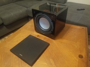 NXG pro powered subwoofer for Sale in Murfreesboro, TN