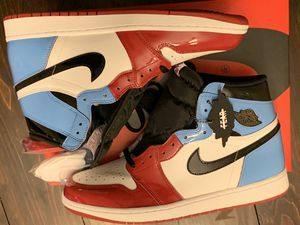 Air Jordan 1 Fearless UNC Chicago Sz 12 for Sale in Tulsa, OK
