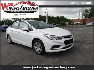 2017 Chevrolet Cruze for Sale in Fort Washington, MD
