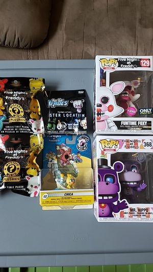 Five Night at Freedys Funko Lot for Sale in Newberg, OR