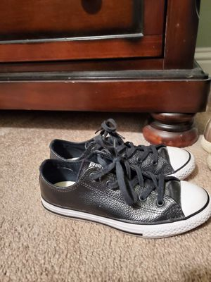 Converse sneakers size 3 boys for Sale in Fremont, CA