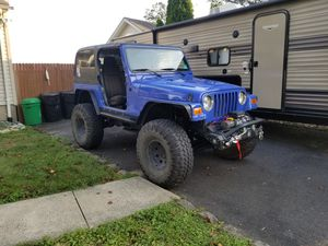1997 lifted jeep tj for Sale in Union Beach, NJ