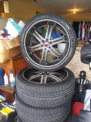 Nice 24's F150 6 lug for Sale in Boynton Beach, FL