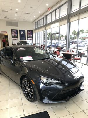 2017 Toyota 86 for Sale in Winter Park, FL