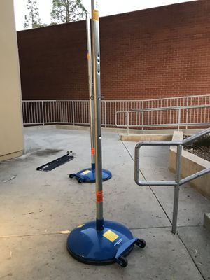 Portable Volleyball Poles for Sale in Rolling Hills, CA