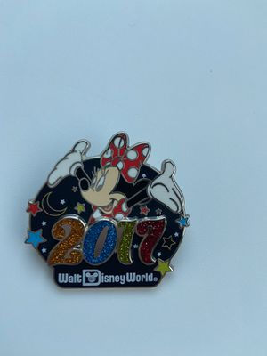 2017 3D Minnie Mouse Disney pin for Sale in Riverview, FL